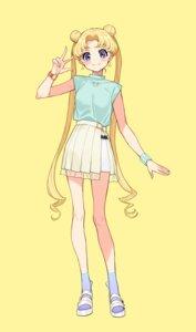 Rating: Questionable Score: 21 Tags: sailor_moon see_through tsukino_usagi yuu_(higashi_no_penguin) User: Dreista