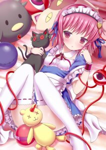Rating: Questionable Score: 44 Tags: gibuchoko komeiji_satori maid nopan thighhighs touhou User: 椎名深夏
