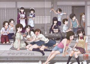 Rating: Safe Score: 49 Tags: breast_grab crease maid naruko_hanaharu User: admin2