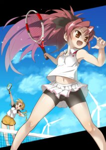 Rating: Questionable Score: 24 Tags: bike_shorts kuro_chairo_no_neko puella_magi_madoka_magica sakura_kyouko tennis tomoe_mami User: Radioactive