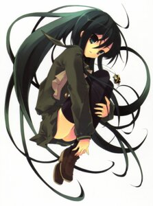 Rating: Safe Score: 21 Tags: ito_noizi scanning_resolution screening seifuku shakugan_no_shana shana thighhighs User: 月无名