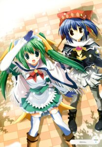Rating: Safe Score: 6 Tags: maruchan melonbooks melon-chan User: Eruru