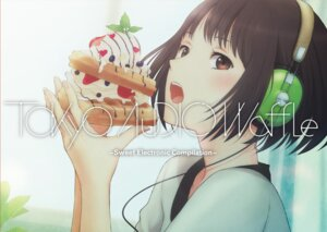Rating: Safe Score: 30 Tags: digital_version disc_cover headphones inumoto User: blooregardo