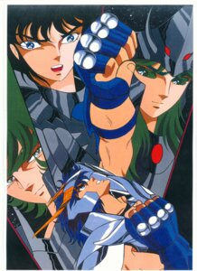 Rating: Safe Score: 3 Tags: garuda_aiacos griffon_minos male phoenix_ikki saint_seiya wyvern_radamanthys User: Radioactive