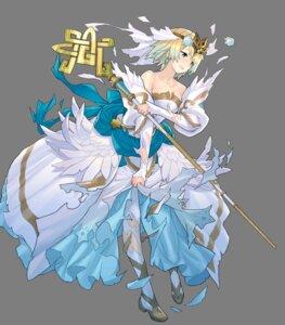 Rating: Safe Score: 9 Tags: dress fire_emblem fire_emblem_heroes fjorm heels maeshima_shigeki nintendo tagme torn_clothes transparent_png weapon wedding_dress User: Radioactive