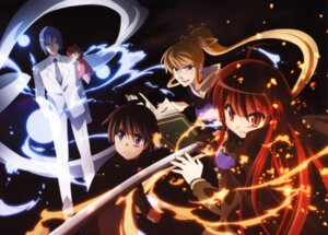 Rating: Safe Score: 15 Tags: friagne margery_daw marianne ootsuka_mai sakai_yuuji shakugan_no_shana shana sword User: Radioactive