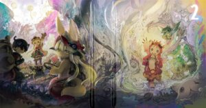 Rating: Questionable Score: 16 Tags: crease fixme landscape loli made_in_abyss mitty_(made_in_abyss) nanachi regu_(made_in_abyss) riko_(made_in_abyss) tsukushi_akihito User: fsh5678