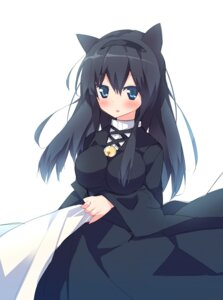 Rating: Safe Score: 14 Tags: blue_vert dress User: fairyren