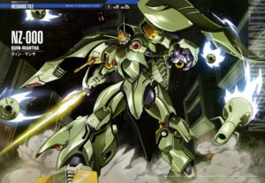Rating: Safe Score: 16 Tags: gundam gundam_zz oobari_masami zeta_gundam User: drop