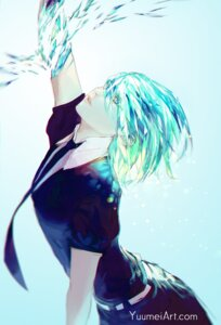 Rating: Safe Score: 21 Tags: houseki_no_kuni official_watermark phosphophyllite wenqing_yan User: Radioactive