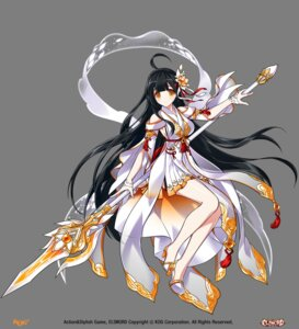 Rating: Safe Score: 47 Tags: ara_haan asian_clothes elsword heels tagme transparent_png weapon User: h71337