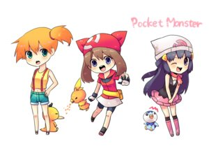 Rating: Safe Score: 21 Tags: chibi haruka_(pokemon) hikari_(pokemon) kasumi_(pokemon) milliebell piplup pokemon psyduck torchic User: Radioactive