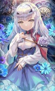 Rating: Safe Score: 46 Tags: dress fairy_knight_lancelot_(fate) gothic_lolita lolita_fashion torino_akua User: BattlequeenYume