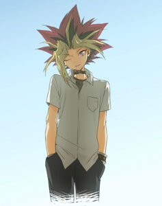 Rating: Safe Score: 17 Tags: male maruchi yami_yuugi yugioh User: charunetra