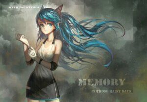 Rating: Questionable Score: 41 Tags: animal_ears hatsune_miku lu_ying vocaloid User: blooregardo