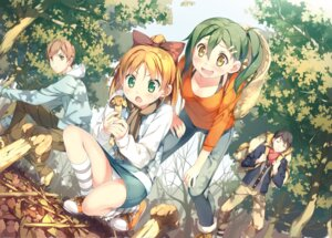 Rating: Questionable Score: 20 Tags: digital_version kantoku possible_duplicate your_diary User: Radioactive