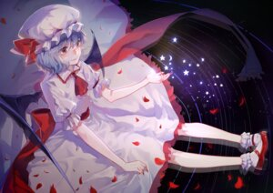 Rating: Safe Score: 13 Tags: dress remilia_scarlet touhou wings zhibuji_loom User: Mr_GT