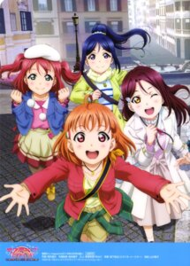 Rating: Safe Score: 15 Tags: kurosawa_ruby love_live!_sunshine!! matsuura_kanan ojiri_shinya sakurauchi_riko takami_chika User: drop