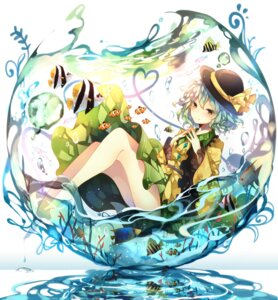 Rating: Questionable Score: 45 Tags: komeiji_koishi sweetroad touhou wet User: nphuongsun93