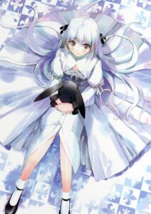 Rating: Safe Score: 64 Tags: dress kasugano_sora ueda_ryou yosuga_no_sora User: petopeto