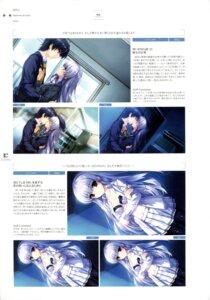 Rating: Questionable Score: 12 Tags: furukawa_yui kuroya_shinobu ushinawareta_mirai_wo_motomete User: Twinsenzw