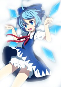 Rating: Safe Score: 7 Tags: aa44 bloomers cirno touhou User: Radioactive