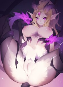 Rating: Explicit Score: 55 Tags: anus league_of_legends naked nanoless nipples pointy_ears pussy tail thighhighs uncensored zyra User: BattlequeenYume
