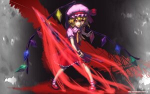 Rating: Safe Score: 3 Tags: cuboon flandre_scarlet touhou wallpaper User: Mr_GT