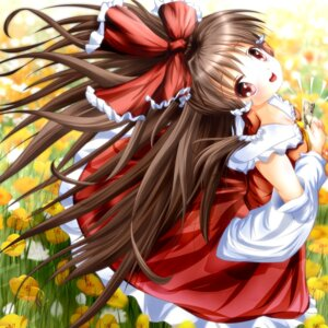 Rating: Safe Score: 27 Tags: cleavage hakurei_reimu tamiteddoo touhou User: 椎名深夏