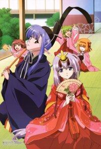 Rating: Safe Score: 17 Tags: chibi fuyou_kaede japanese_clothes kimono lisianthus miko nerine okada_maiko pointy_ears primula shigure_asa shuffle shuffle_memories User: Maids!