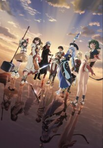 Rating: Safe Score: 15 Tags: arawn arthur llyr morgan nakata_masahiko octavia rathty riannon tears_to_tiara User: hirotn