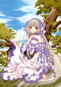 Rating: Safe Score: 18 Tags: chii chobits clamp dress lolita_fashion User: Share