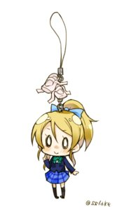 Rating: Safe Score: 14 Tags: ayase_eli chibi love_live! minase_shuu seifuku User: Radioactive