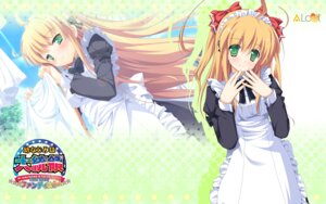 Rating: Safe Score: 17 Tags: alcot maid osananajimi_wa_daitouryou ouhama_yukino wallpaper User: TinFoil