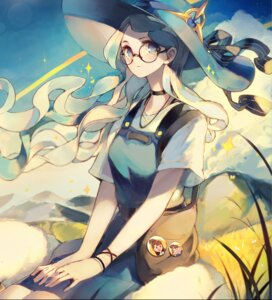 Rating: Safe Score: 29 Tags: atsuko_kagari diana_cavendish dress little_witch_academia megane tagme User: Radioactive