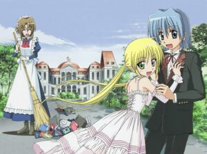 Rating: Safe Score: 17 Tags: ayasaki_hayate detexted dress hayate_no_gotoku maid maria sanzenin_nagi User: Sandman1