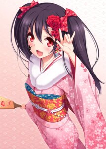 Rating: Safe Score: 82 Tags: cygnus kimono love_live! yazawa_nico User: fairyren
