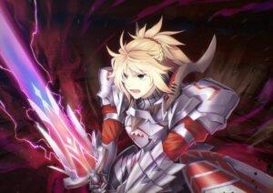 Rating: Safe Score: 15 Tags: armor fate/grand_order fate/stay_night mordred_(fsn) sword yanagi_ryuuta User: mash