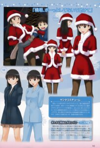 Rating: Safe Score: 22 Tags: amagami ayatsuji_tsukasa christmas pajama pantyhose screening takayama_kisai User: Prishe