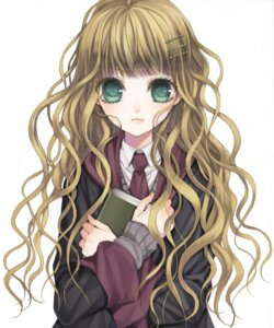 Rating: Safe Score: 15 Tags: harry_potter hermione_granger tsukino_omame User: Radioactive