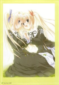 Rating: Safe Score: 9 Tags: clover_hearts lolita_fashion mikoshiba_rea mikoshiba_rio nimura_yuuji User: admin2