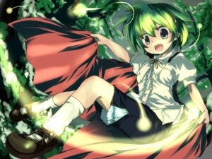 Rating: Safe Score: 26 Tags: sanoharu touhou wriggle_nightbug User: fireattack
