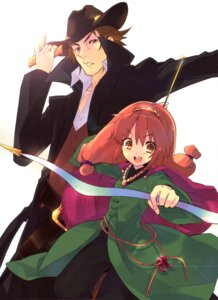 Rating: Safe Score: 5 Tags: chiara_toscana ito_noizi sale_habitchsburg screening shakugan_no_shana User: acas