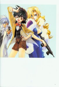 Rating: Safe Score: 1 Tags: gun shikidouji User: Feito