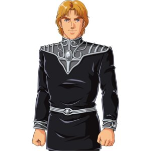 Rating: Safe Score: 1 Tags: legend_of_the_galactic_heroes male uniform wolfgang_mittermeyer User: Radioactive