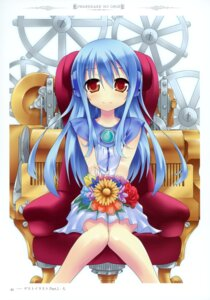 Rating: Safe Score: 15 Tags: flower kowarekake_no_orgel nana_(artist) User: crim