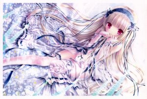 Rating: Questionable Score: 73 Tags: loli lolita_fashion pantsu see_through thighhighs tinkerbell tinkle User: kaguya940385