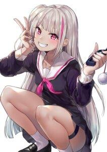 Rating: Safe Score: 59 Tags: bada_(jksh5056) garter girls_frontline mdr_(girls_frontline) seifuku User: hiroimo2