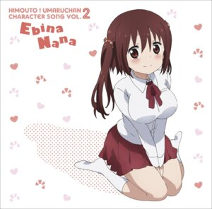Rating: Safe Score: 45 Tags: disc_cover ebina_nana himouto!_umaru-chan seifuku User: blooregardo