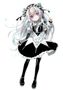 Rating: Safe Score: 50 Tags: chaika_trabant hitsugi_no_chaika moru User: tbchyu001